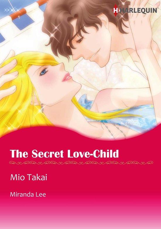 Omslag van The Secret Love-Child (Harlequin Comics)