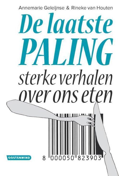 De laatste paling - Annemarie Geleijnse |