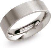 Boccia Titanium 0101-01 Ring - Titanium - Zilverkleurig