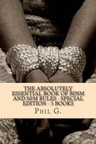 The Absolutely Essential Book of BDSM and S&M Rules - Special Edition - 5 Books