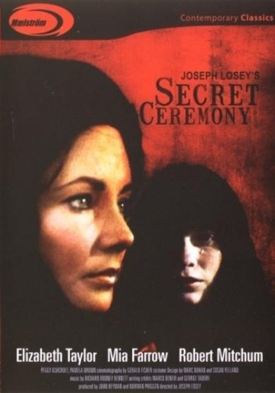 Cover van de film 'Secret Ceremony'