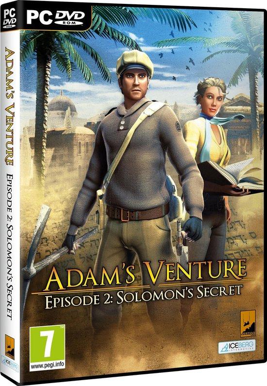 Adam's Venture 2, Solomon's Secret – Windows