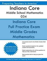 Indiana Core Middle School Mathematics 034