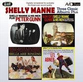 Three Classic Albums Plus: Peter Gunn/Son of Gunn/Bells Are Ringing
