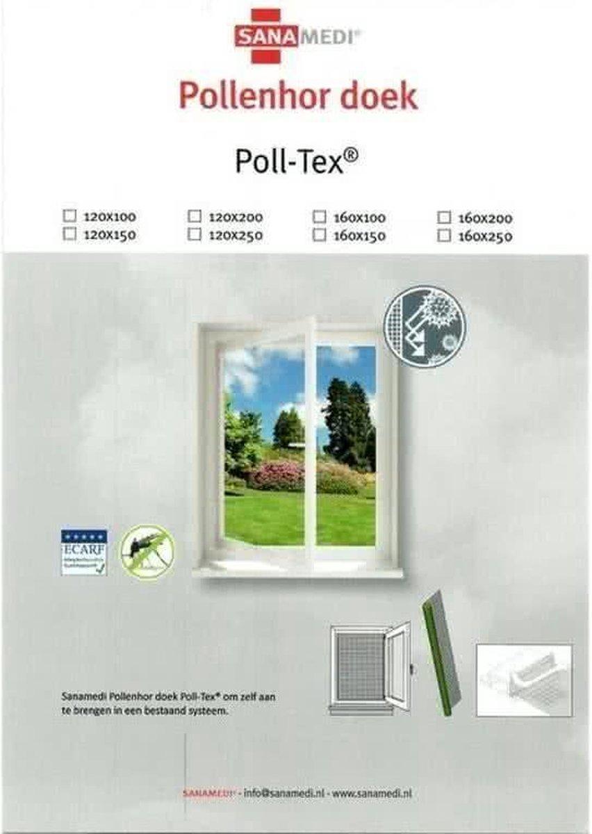 Pollenhor los doek Poll-Tex 160x150cm. - Poll-Tex
