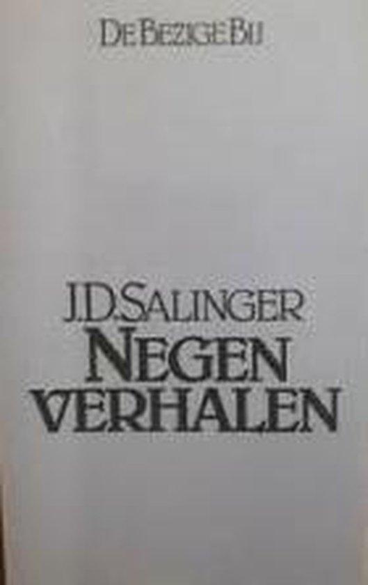 Negen verhalen - J.D. Salinger   Readingchampions.org.uk