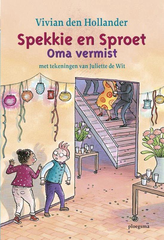 Spekkie en Sproet - Spekkie en Sproet - Vivian den Hollander |