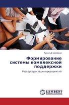 Formirovanie Sistemy Kompleksnoy Podderzhki