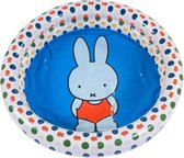 Nijntje Opblaasbare Zwembad 80 cm | Baby peuter speelbadje voor kinderen vanaf 24 mnd/ Peuter Zwembad voor kinderen vanaf: 2 Jaar |