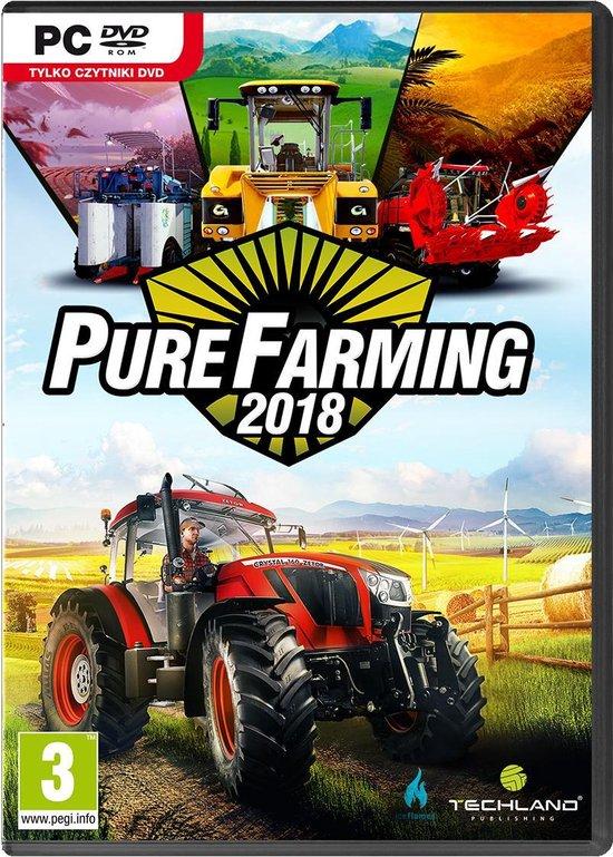 Pure Farming 2018 -PC
