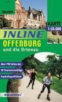 Inline Offenburg und die Ortenau 1 : 50 000