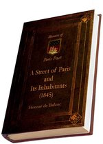 A Street of Paris and Its Inhabitants (1845) (Illustrated)