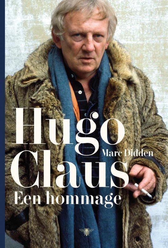 Cover van het boek 'Hugo Claus'