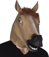 Latex Masker - Paard