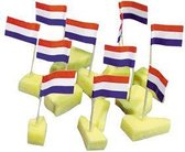 Holland cocktailprikkers 144 stuks - Landen feest versiering