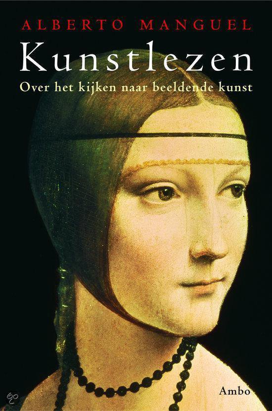 Cover van het boek 'Kunstlezen'