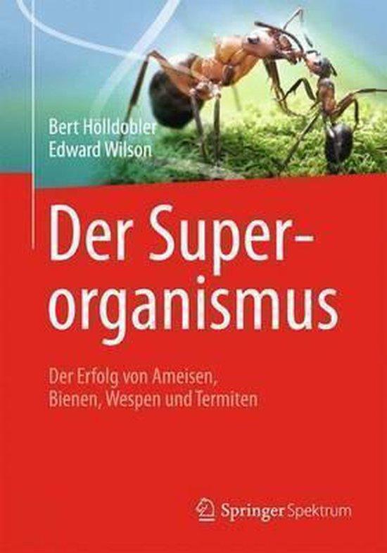 Boek cover Der Superorganismus van Bert H Lldobler