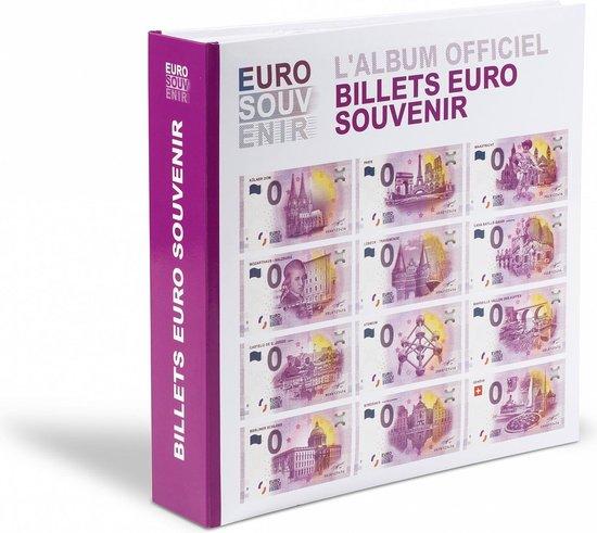 Afbeelding van het spel Album voor Euro-Souvenir-bankbiljetten