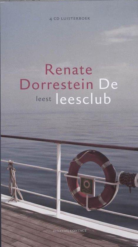 De Leesclub (luisterboek) - Renate Dorrestein |