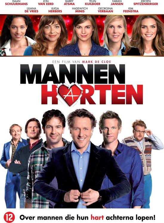 Cover van de film 'Mannenharten'