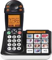 Topcom Sologic B935 - Single DECT telefoon - Zwart