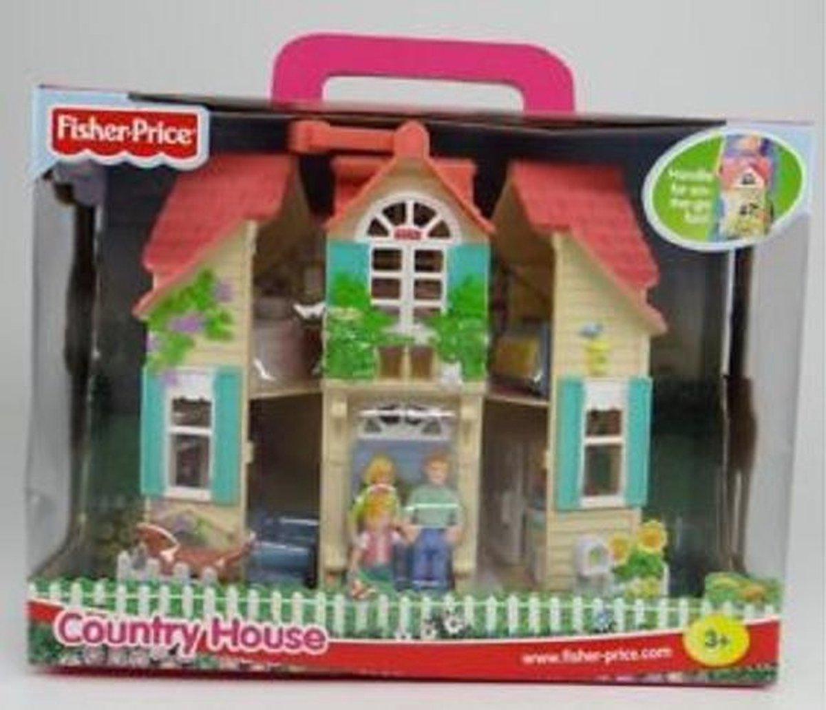 fisher price country house