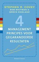 Afbeelding van 4 managementprincipes voor gegarandeerde resultaten