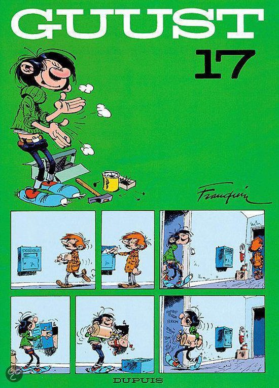 17 Guust - Franquin |
