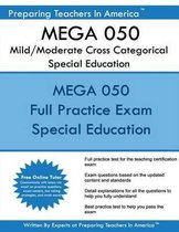 MEGA 050 Mild/Moderate Cross Categorical Special Education