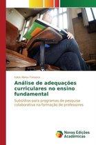 Analise de Adequacoes Curriculares No Ensino Fundamental