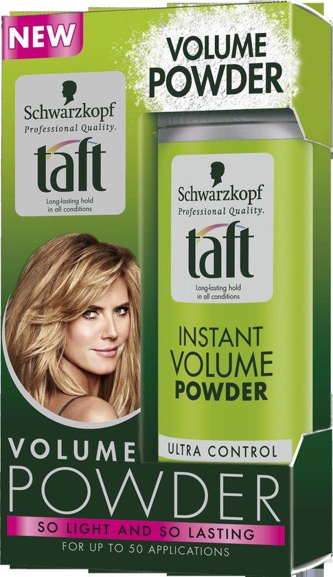 Taft Powder Volume