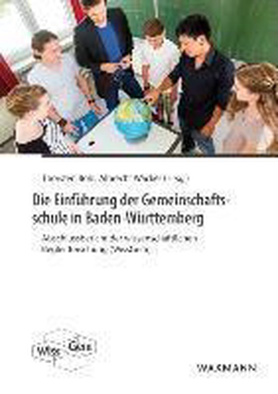 Boek cover Die Einführung der Gemeinschaftsschule in Baden-Württemberg van  (Paperback)
