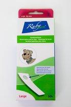 Ruby Care Honden maandverband - large