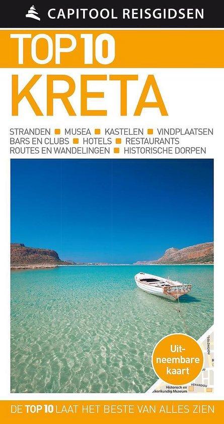 Capitool Reisgids Top 10 Kreta - Capitool  