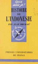 Histoire de l'Indonésie