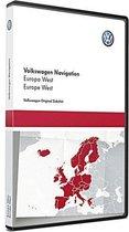 Volkswagen navigatie update - West-Europa (V12)