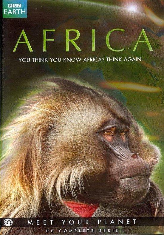 Cover van de film 'Africa'