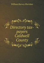 Directory Tax-Payers Caldwell County