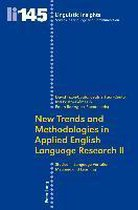 New Trends and Methodologies in Applied English Language Research II