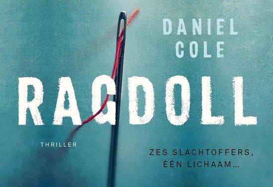 Omslag Ragdoll - Daniel Cole