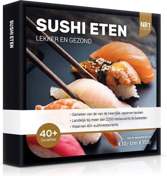 Nr1 Sushi Eten 15,-