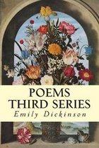 Omslag Poems Third Series