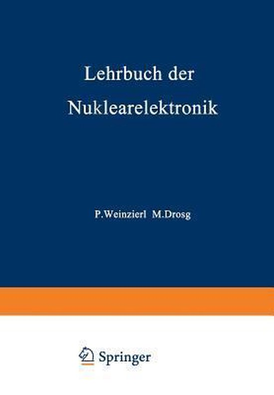 Lehrbuch Der Nuklearelektronik