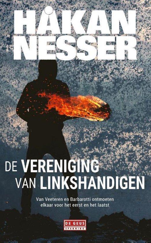 De vereniging van Linkshandigen - Hakan Nesser  