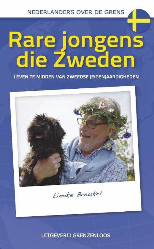Nederlanders over de grens - Rare jongens die Zweden - Lineke Breukel | Readingchampions.org.uk