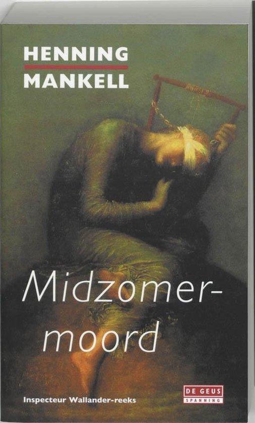 Midzomermoord - Henning Mankell pdf epub