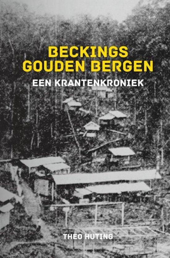 BECKINGS GOUDEN BERGEN - Theo Huting |