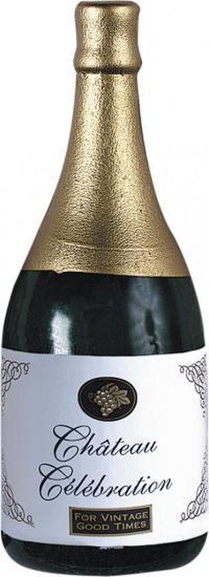 Ballon gewicht champagnefles 163 gram