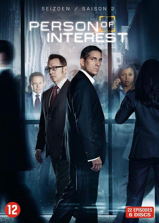 Cover van de film 'Person Of Interest'