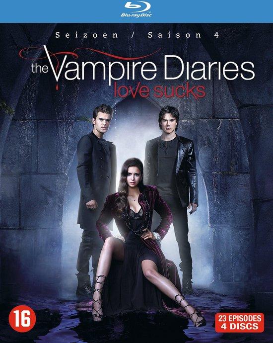 The Vampire Diaries - Seizoen 4 (Blu-ray)